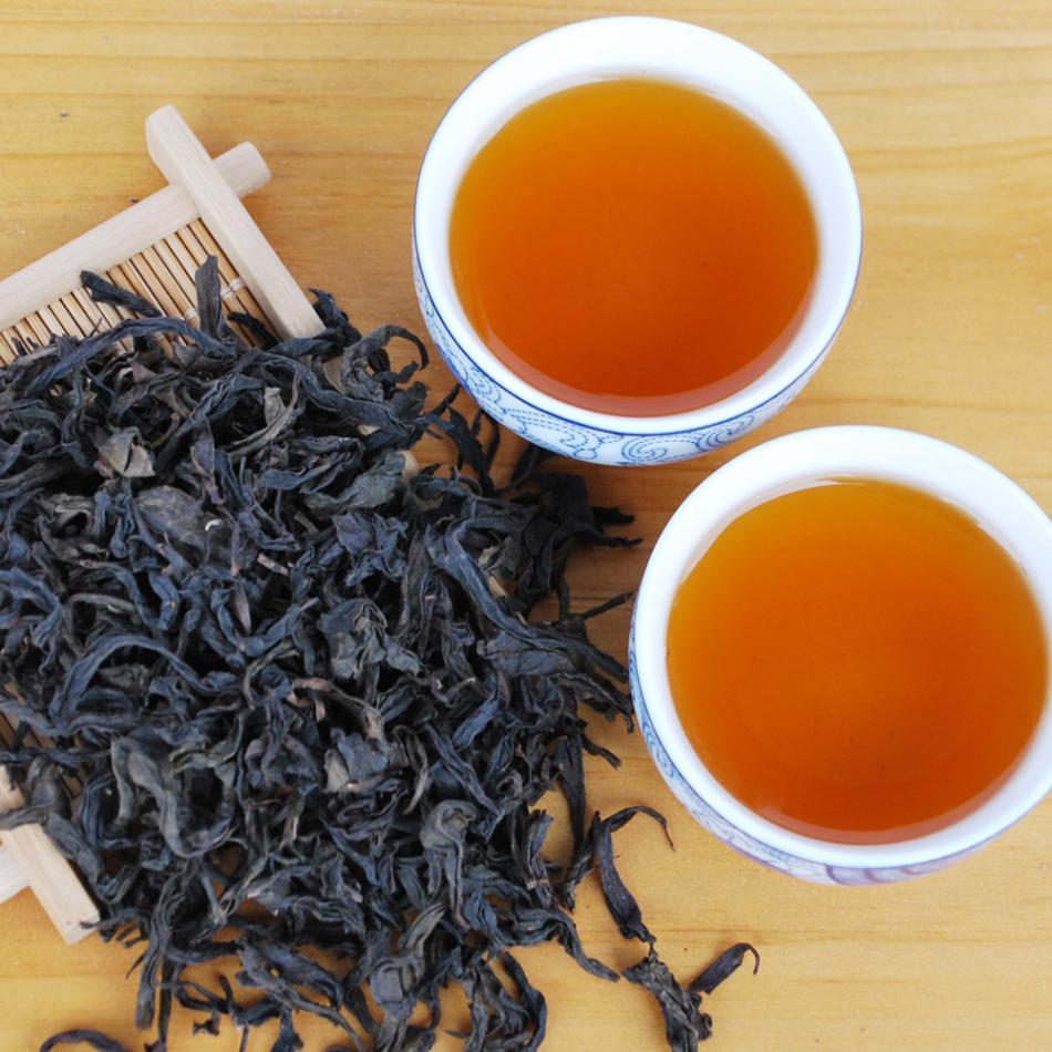 大红袍茶工艺介绍图片