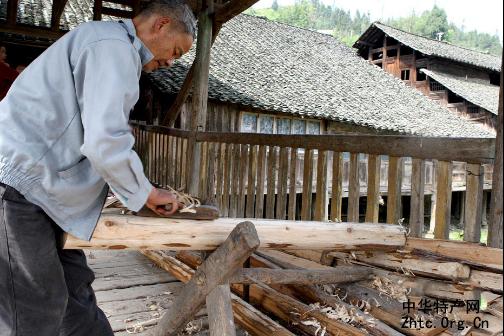 传统木结构建筑